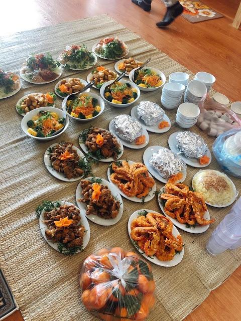 Dịch vụ nấu cỗ tại Mỗ Lao- Hà Đông