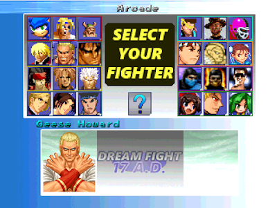 Projet Dolmexica Infinite : MUGEN sur Dreamcast - Page 2 1