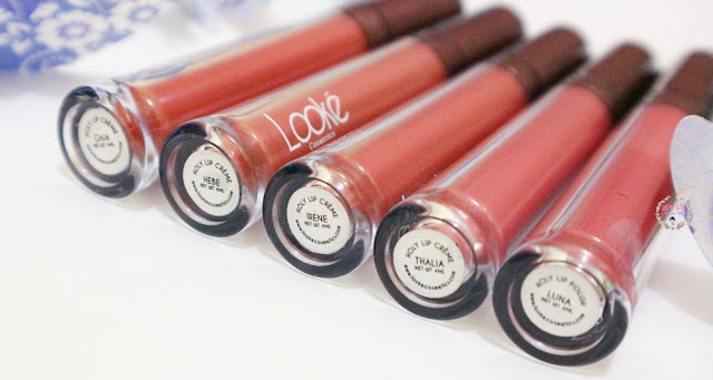 LOOKÉ Cosmetics Holy Lip Creme & Lip Polish Review
