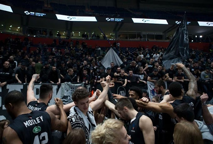 Partizan bez prava na kiks!