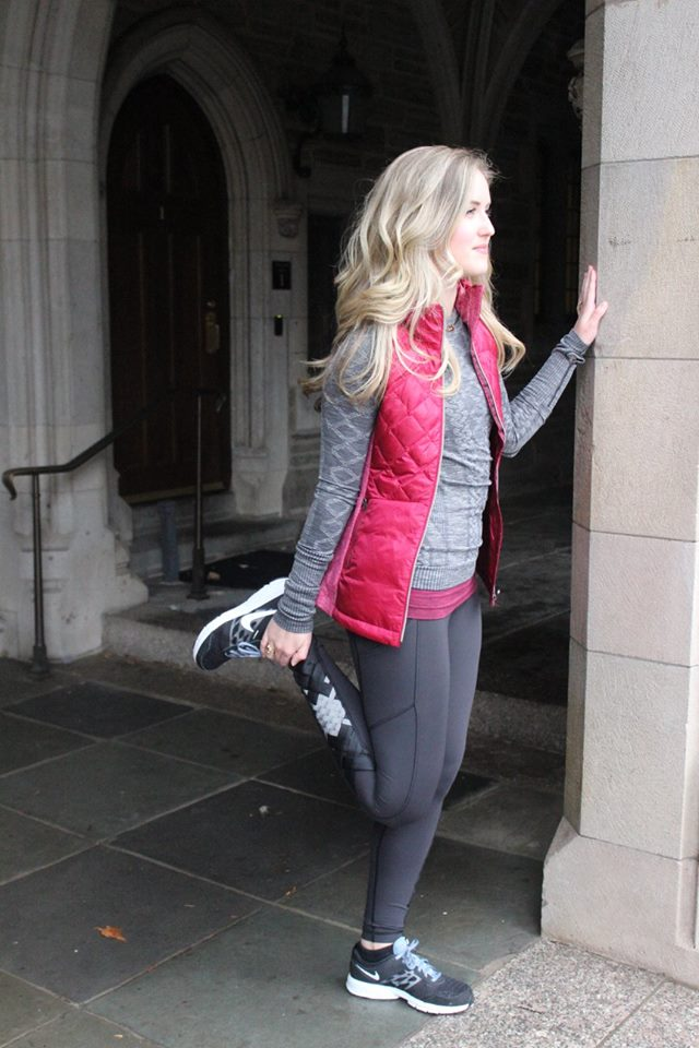 lululemon berry-rumble-down-for-a-run-vest weave-speed-tight