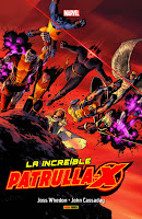 MARVEL INTEGRAL. LA INCREIBLE PATRULLA X-2