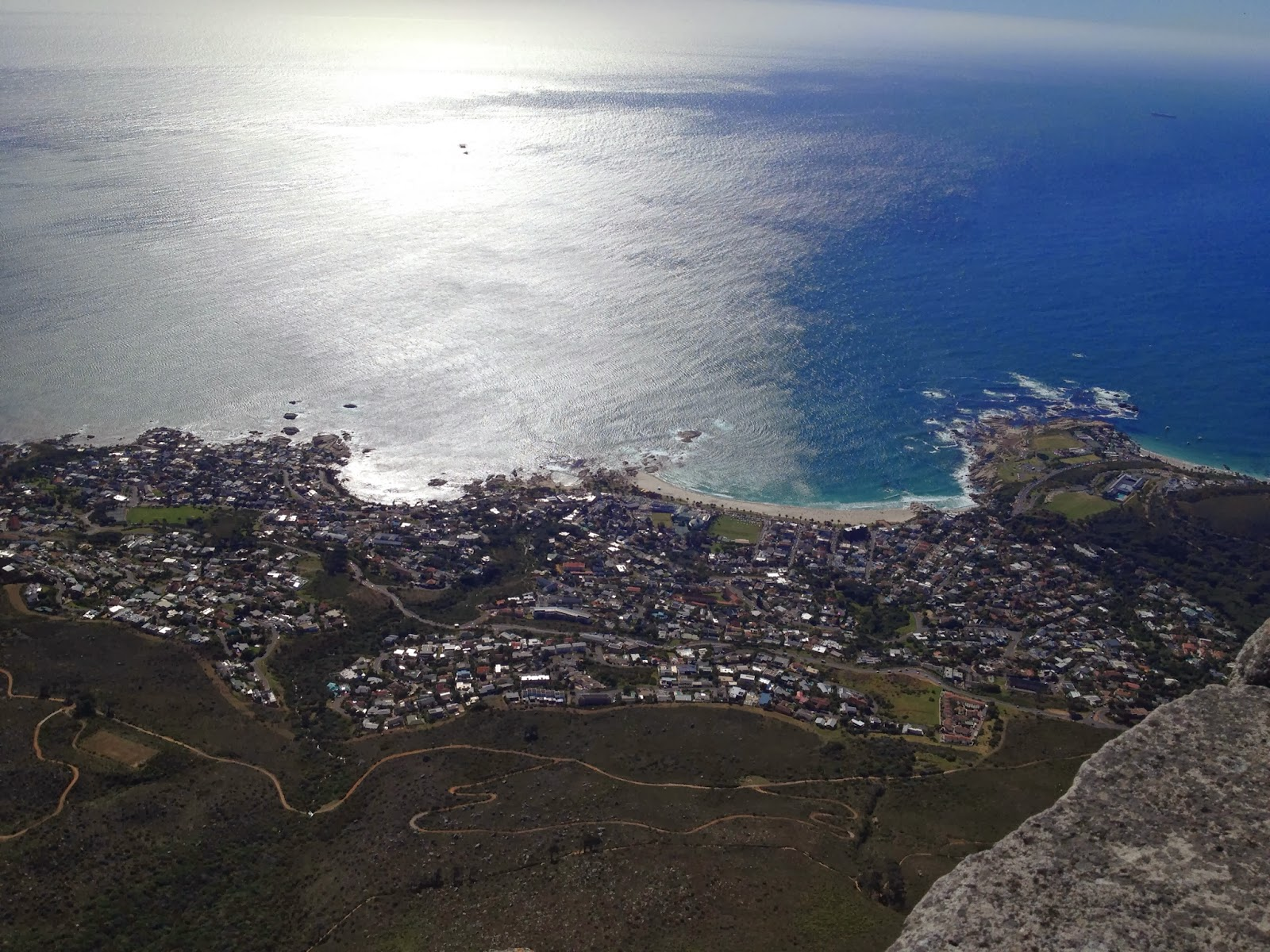 Cape Town - View from Table Mountain