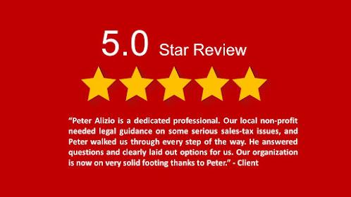 5 Star Review - Sales Tax Matter