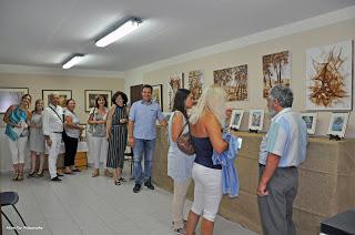 ΚΑΣΣΑΝΔΡΩΜΕΝΑ 2019  Έκθεση Ζωγραφικής του Δημήτρη Καραγιάννο