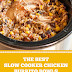 The Best Slow Cooker Chicken Burrito Bowls (Ready in 5 Minutes)