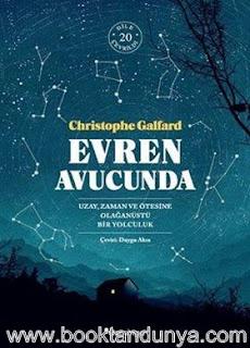 Christophe Galfard - Evren Avucunda