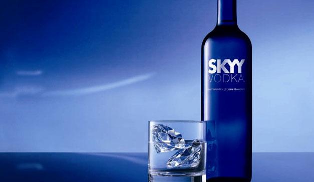 cuarenta grados vodka skyy