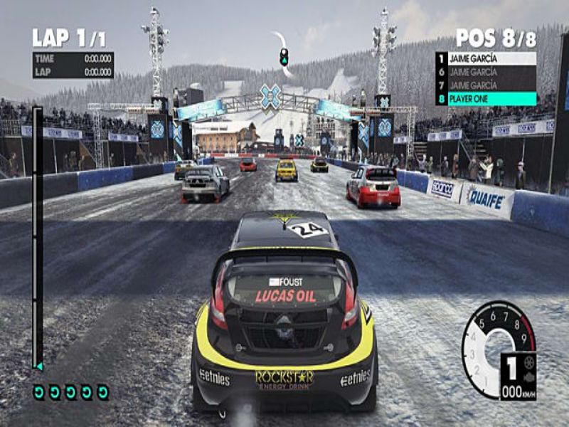 Download Dirt 3 Game Setup Exe