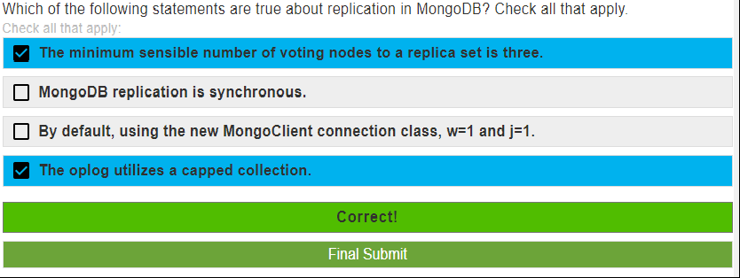 mongodb homework 4.2 answers 2015