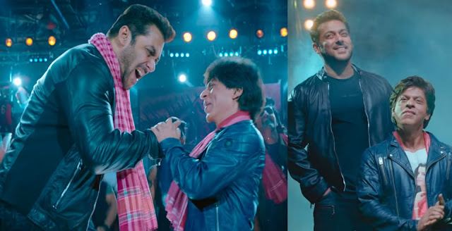 Zero  Shah Rukh Khan And Salman Khan