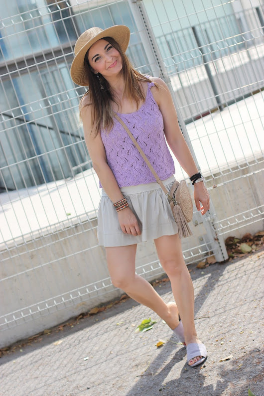 Look fresco y juvenil