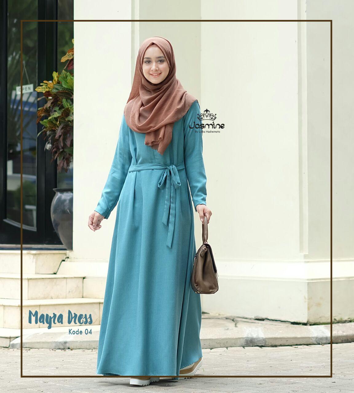 Gamis Jasmine Hijab Jasmine Gamis Mayra Dress