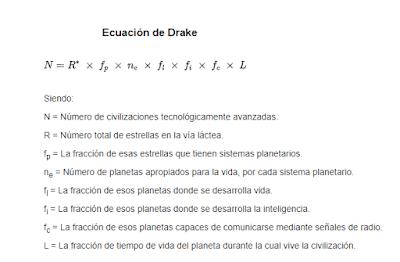 Ecuacion de Drake