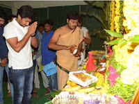 Nani New Movie Nenu Local Movie Opening Images