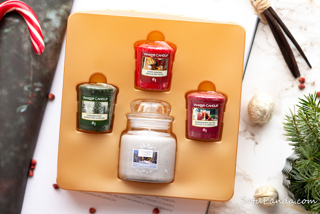 Yankee Candle Alpine Christmas отзыв