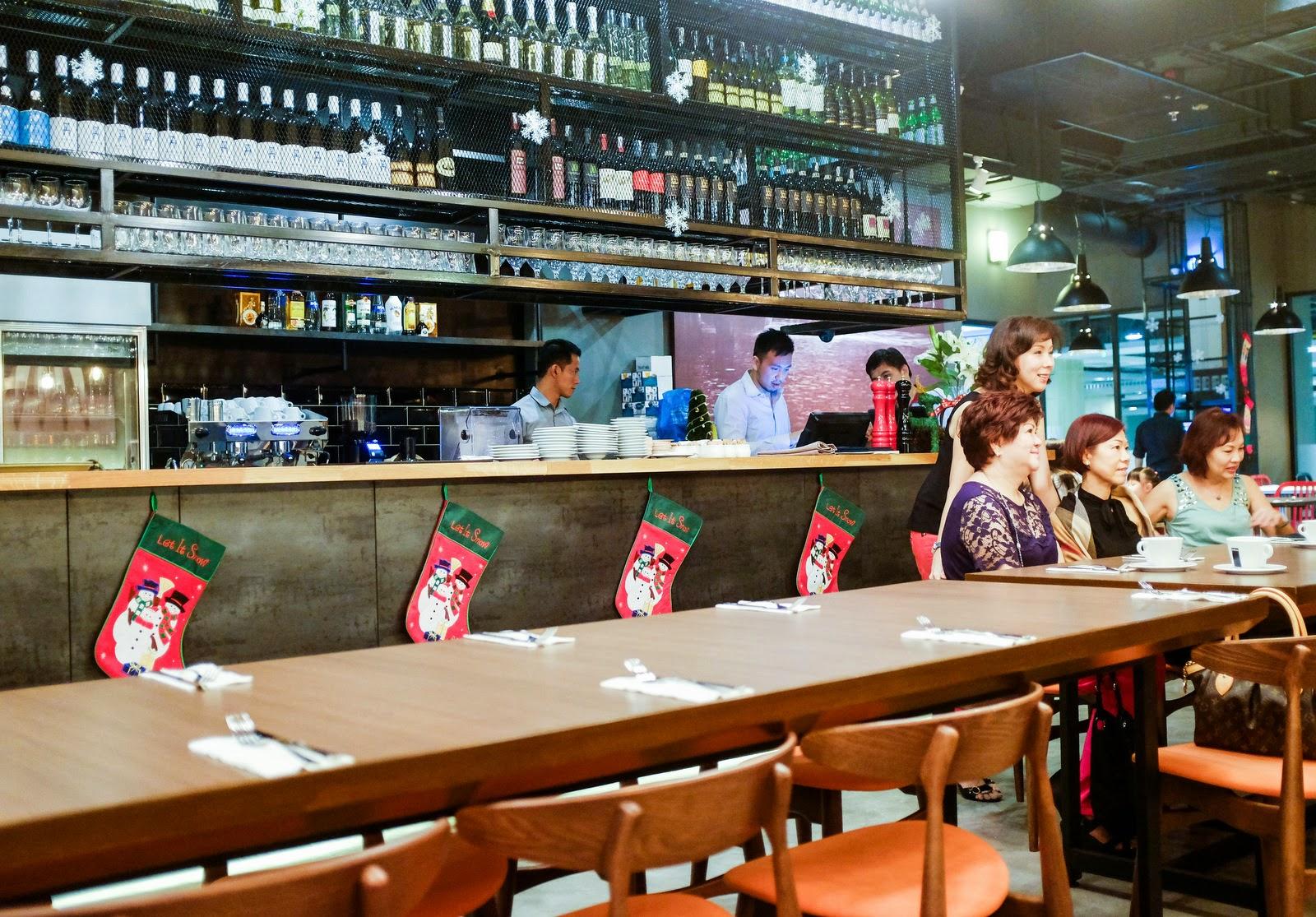 Eat Drink Kl Enorme Italian Restaurant Pj Centrestage Section 13