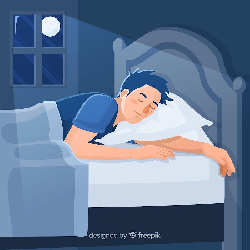 Tidur Lebih Baik Pakai Lampu Tidur Atau Tidak?