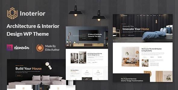 Best Architecture & Interior Designer WordPress Theme