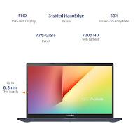 Asus VivoBook under 50000 laptops