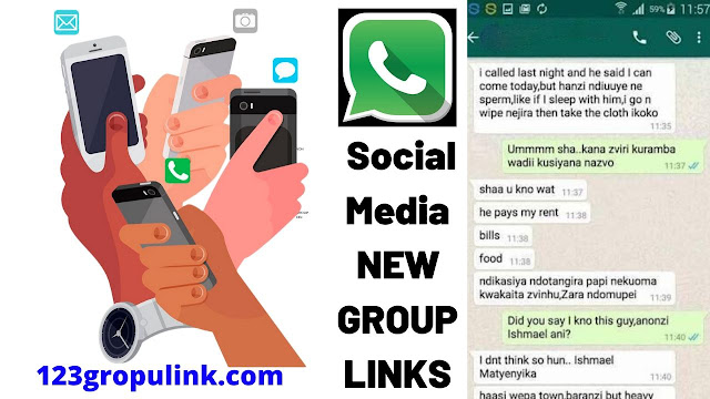 Join 600+ Social Media WhatsApp Group Links 2020