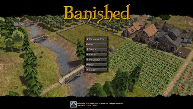 Cara Mendapatkan Domba, Ayam dan Sapi di Game Banished