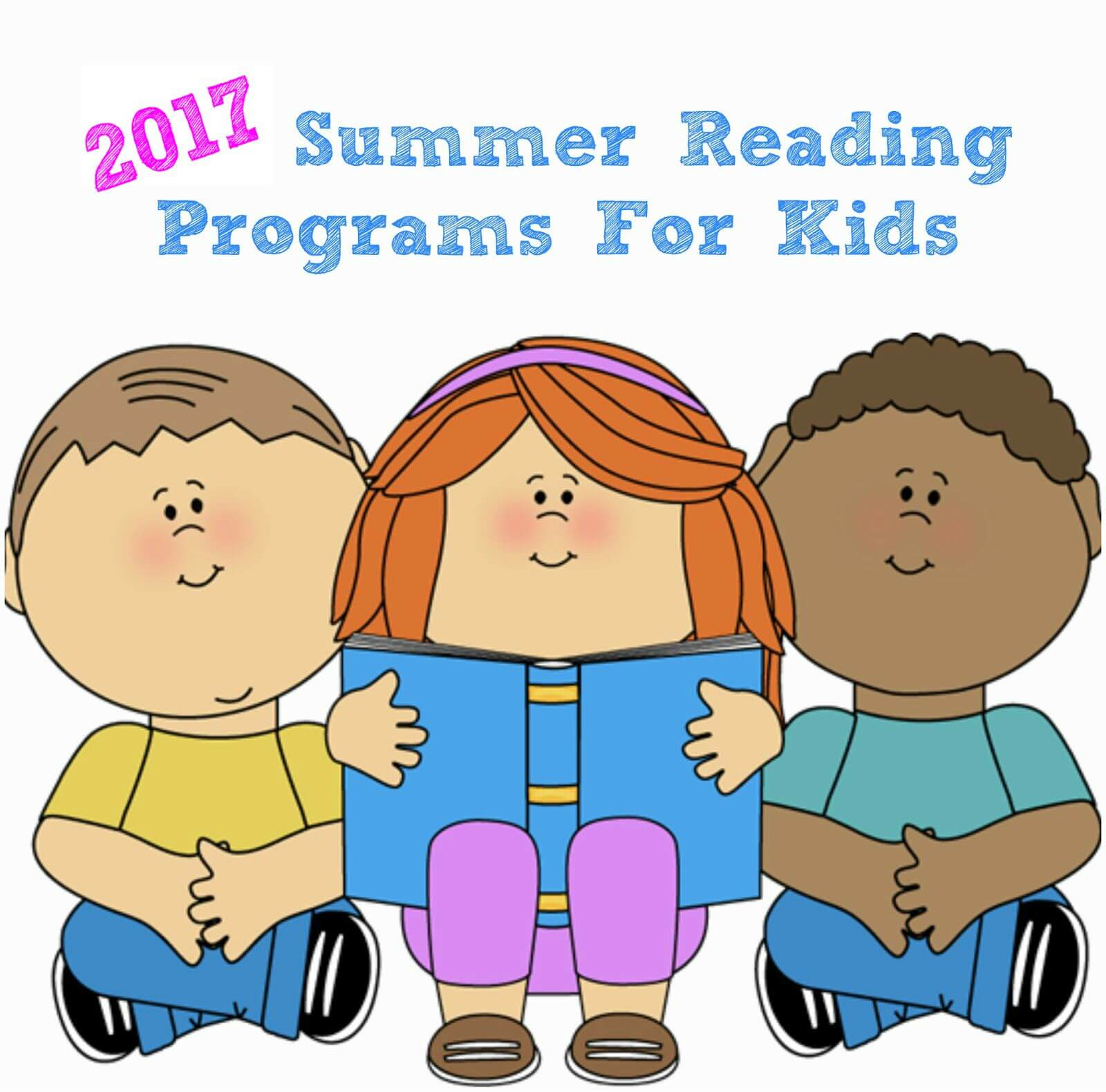 2017 Free Summer Reading Programs For Kids! | Spend Less, Shop More