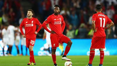 Liverpool 5 Klub Besar yang Tak Bermain di Kompetisi Eropa Musim 2016/17