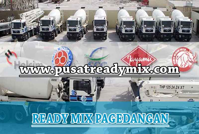 Harga Beton Ready mix Pagedangan 2020