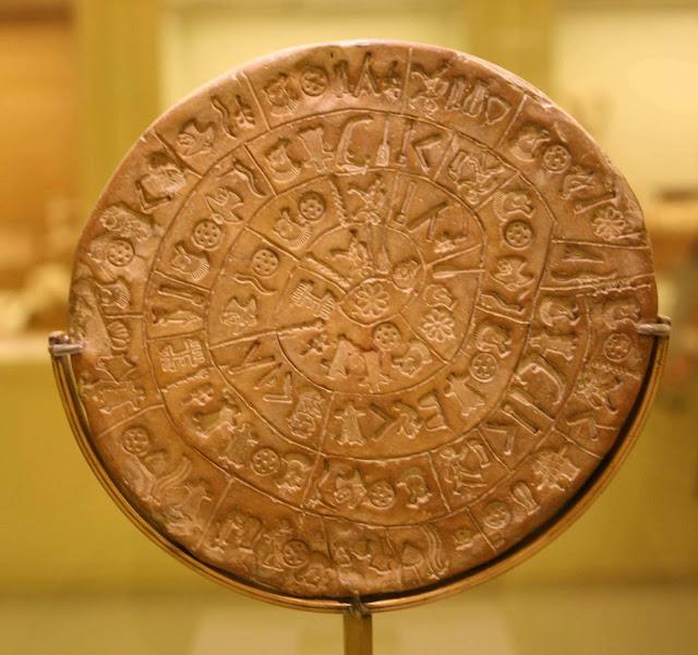 Milattan Önce Yazılan Sır Küpü Çözüldü - Phaistos Diski Nedir?