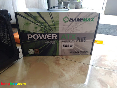 review power supply gamemax