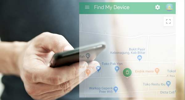 cara tracking HP android Xiaomi hilang