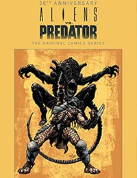 Aliens vs. Predator 30th Anniversary Edition - The Original Comics Series