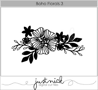Boho Florals 3