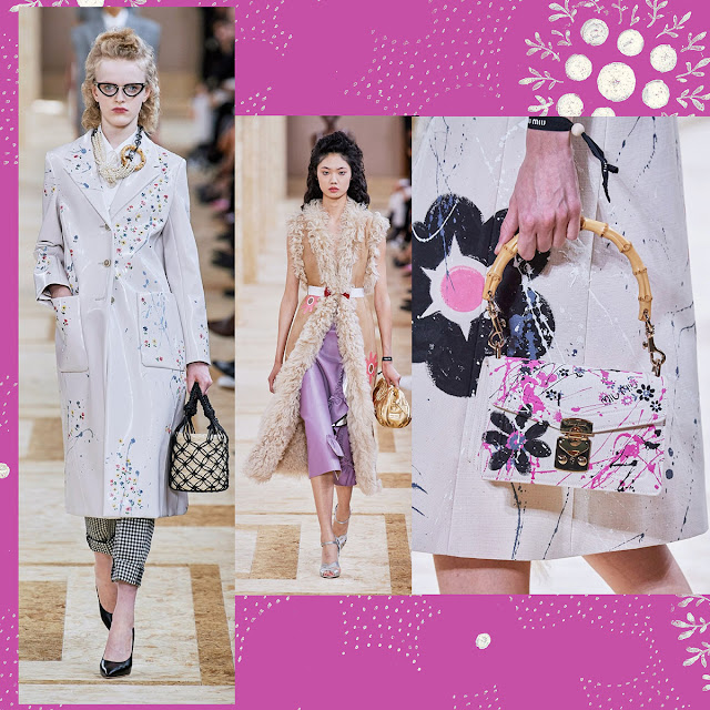 Miu Miu Spring Summer 2020 Paris Fashion Week by RUNWAY MAGAZINE