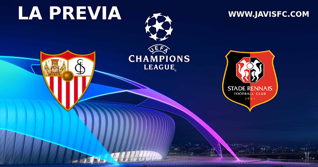 Previa Sevilla FC - Stade Rennais FC