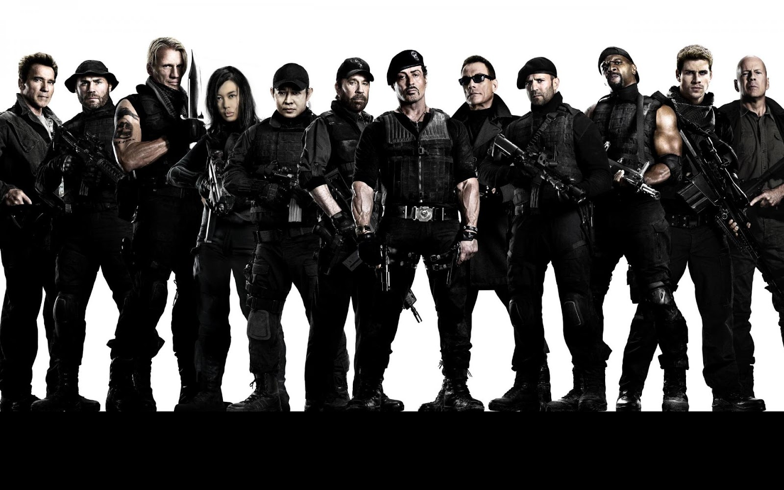 Sylvester Stallone In Expendables 2 Wallpapers: The Expendables 2, Sylvester Stallone, Filme, Wallpaper