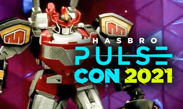 Projeto Zord Ascension de Power Rangers é revelado pela Hasbro
