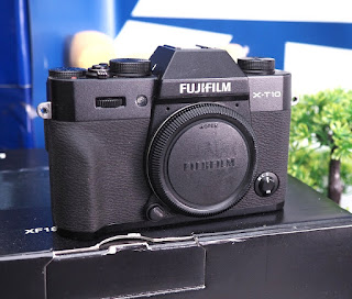 FujiFilm X-T10 Body Only