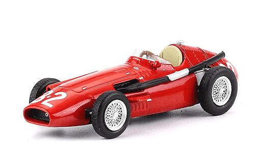 Maserati 250F 1957 Juan Manuel Fangio 1:43 Formula 1 The Car collection salvat