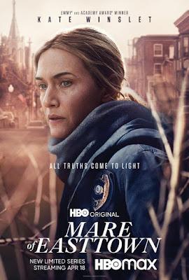 MARE OF EASTTOWN - cartel de la nueva miniserie de HBO