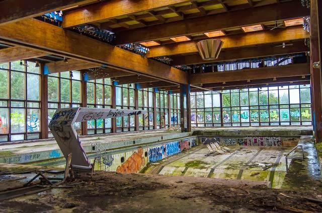 Your New Reality Ruined Catskill Resort