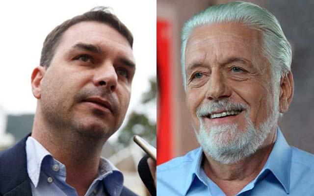 Jaques Wagner diz que aconselha Flávio Bolsonaro: 'É o mais equilibrado da família'
