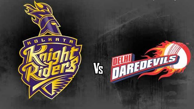 Kolkata Knight Riders vs Delhi Daredevils IPL 2018