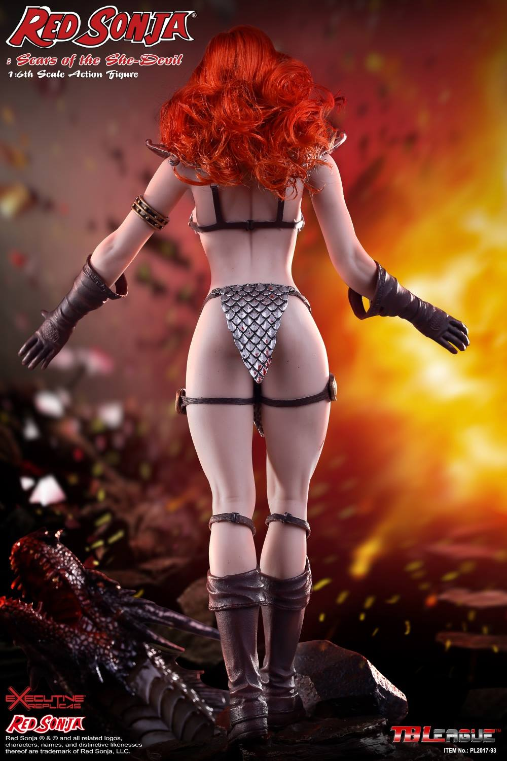PHICEN - Red Sonja: Scars of the She-Devil  7