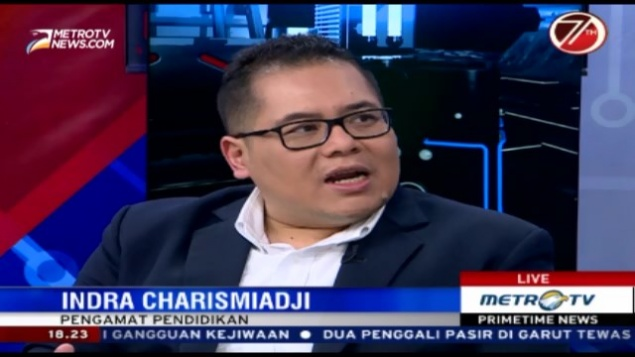 Guru Berkualitas Rendah, Meminta Gaji Besar, Nor Desak Indra Charismiadji Minta Maaf Kepada Semua Guru di Indonesia