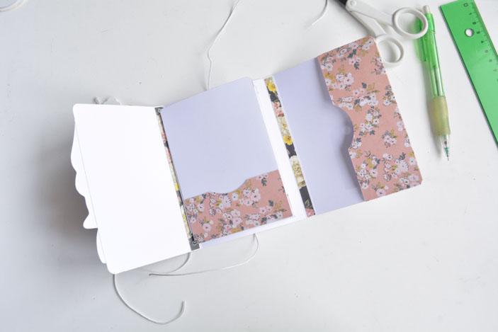 decoración snail mail bolsillos