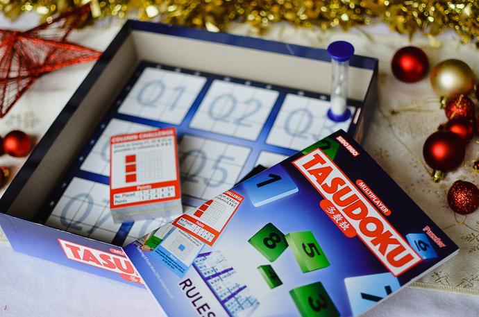 gamer kids gift guide, Tasudoku game