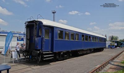 Salonka Tomáša Masaryka, Ringhoffer, Czech Raildays 2018