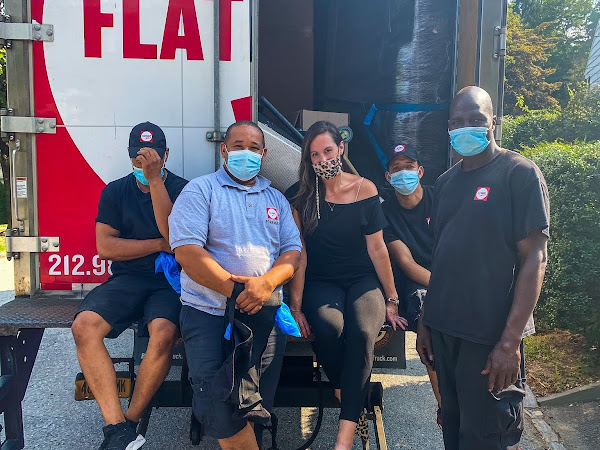 Moving During The Pandemic with Flatrate